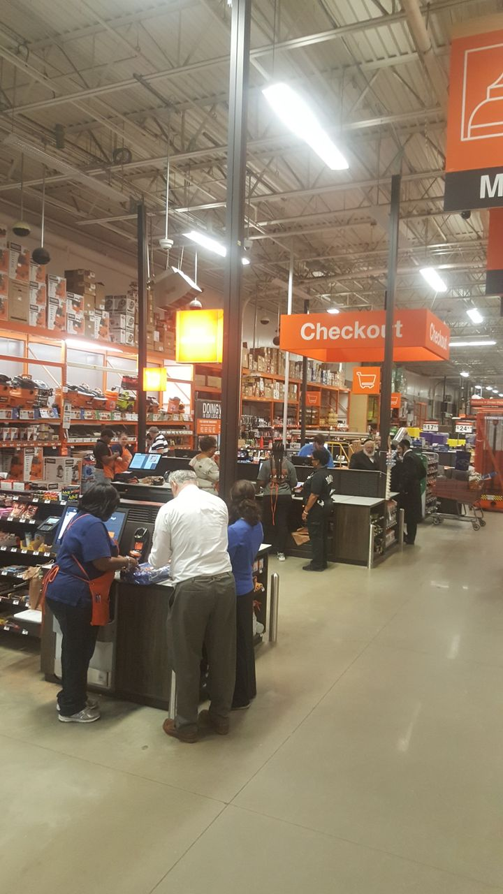 Baltimore Jewish Life Thank You Home Depot Photos Aluminum Electrical Wiring The Community We All Of Managers And Associates Hub So Many Last Minute Sukkah Needs For Going Out Your Way On