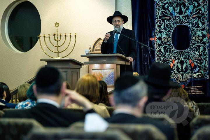 Baltimore Jewish Life Watch Harav Yisroel Reisman Shlita Speaks