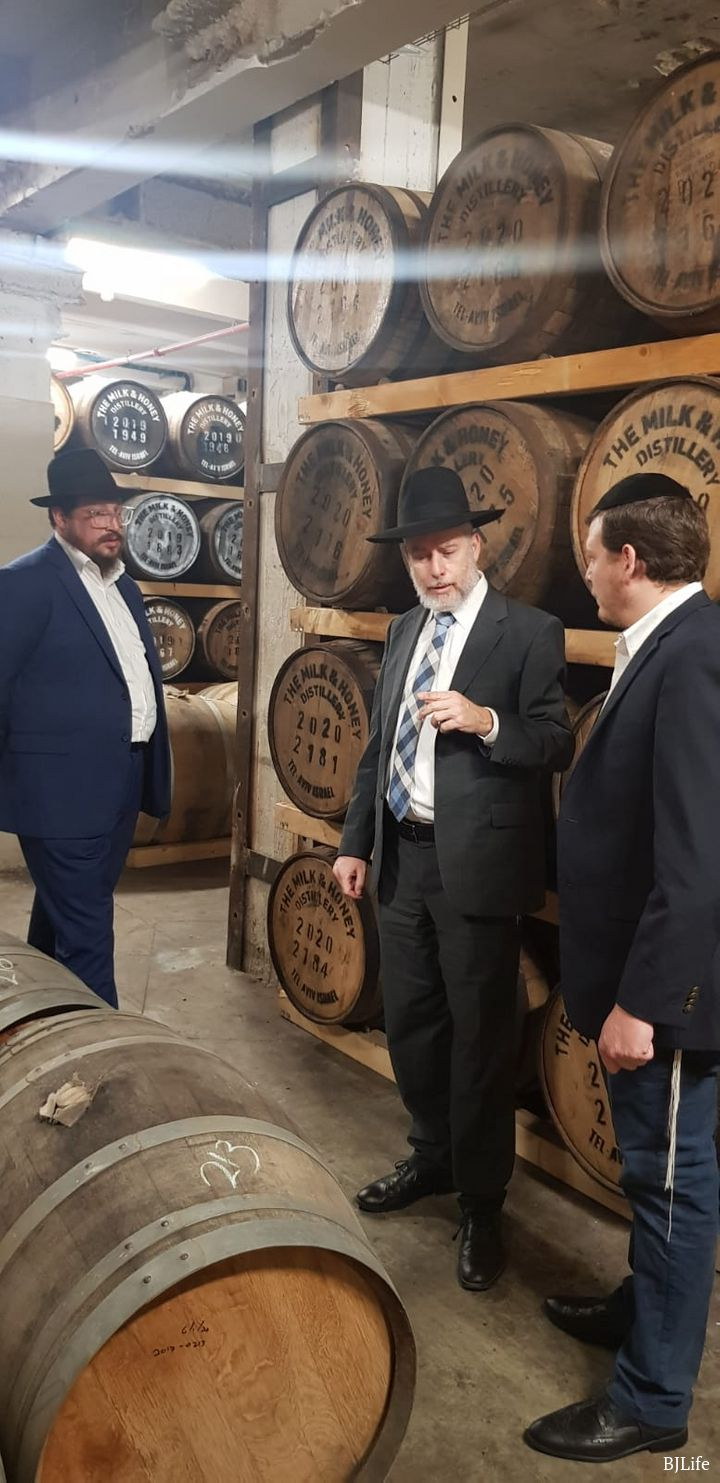 Israel's Milk & Honey Releases first Kosher Ex-Sherry single malt Certified by STAR-K 1